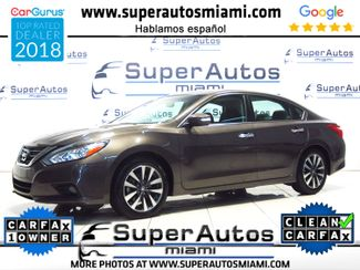 2017 Nissan Altima 2.5 SL w/Bose Sound System and Sunroof in Doral FL, 33166