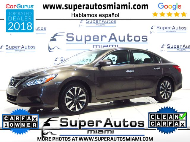 2017 Nissan Altima 2.5 SL w/Bose Sound System and Sunroof