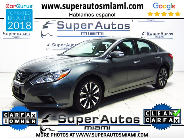 2017 Nissan Altima 2.5 SL with Bose Sound System