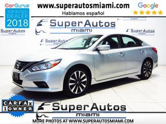 2017 Nissan Altima 2.5 SV in Doral, FL 33166