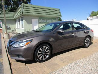 2017 Nissan Altima 2.5 SL in Fort Collins, CO 80524