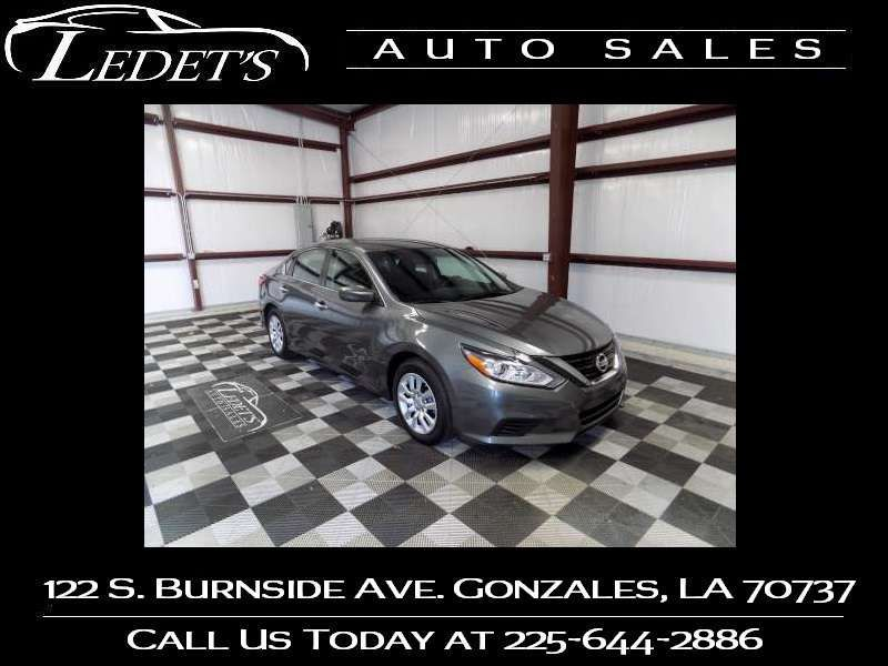 2017 Nissan Altima 2.5 S - Ledet's Auto Sales Gonzales_state_zip in Gonzales Louisiana