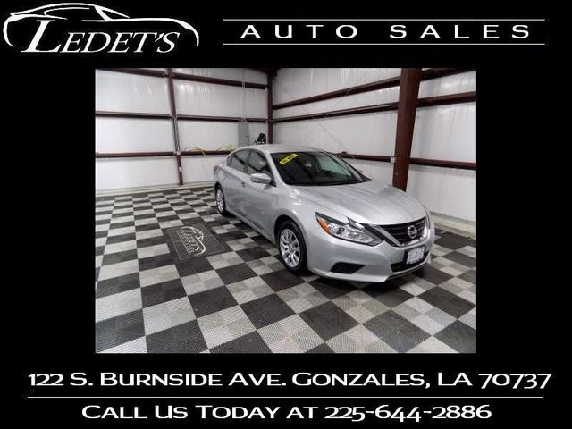 2017 Nissan Altima 2.5 S - Ledet's Auto Sales Gonzales_state_zip in Gonzales