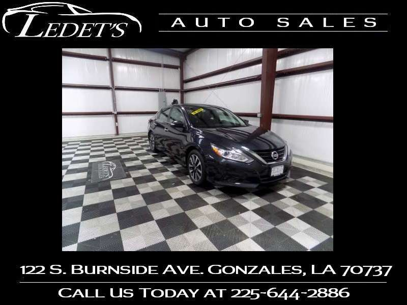 2017 Nissan Altima 2.5 SL - Ledet's Auto Sales Gonzales_state_zip in Gonzales Louisiana