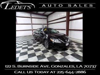 2017 Nissan Altima 2.5 SL - Ledet's Auto Sales Gonzales_state_zip in Gonzales