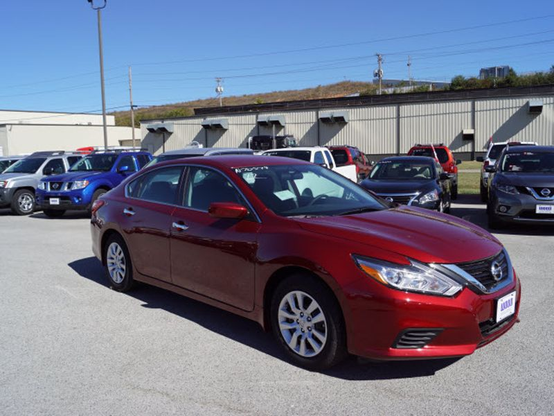2017 Nissan Altima 25 S  city Arkansas  Wood Motor Company  in , Arkansas