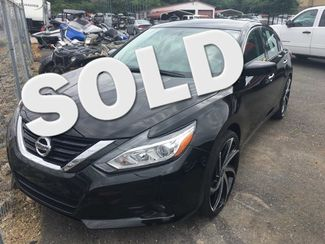 2017 Nissan Altima 2.5 SV - John Gibson Auto Sales Hot Springs in Hot Springs Arkansas