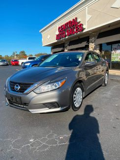 2017 Nissan Altima 2.5 S | Hot Springs, AR | Central Auto Sales in Hot Springs AR
