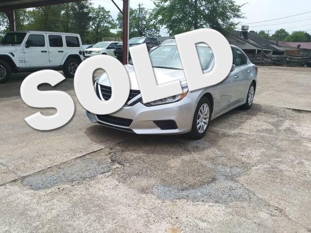2017 Nissan Altima 2.5 S Houston, Mississippi