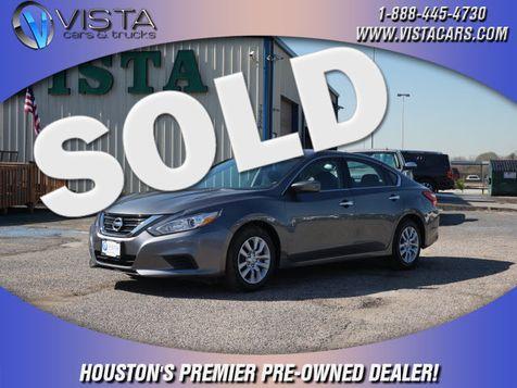 2017 Nissan Altima 2.5 S in Houston, Texas