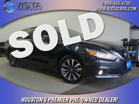 2017 Nissan Altima 2.5 SV in Houston, Texas