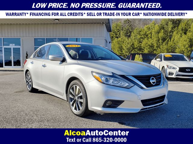 2017 Nissan Altima 2.5 SV in Louisville, TN 37777