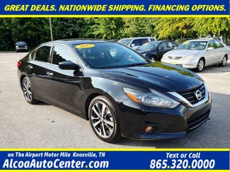 "2017 Nissan Altima 2.5 SR Sport Smart Key w/18"" Alloys in Louisville, TN 37777"