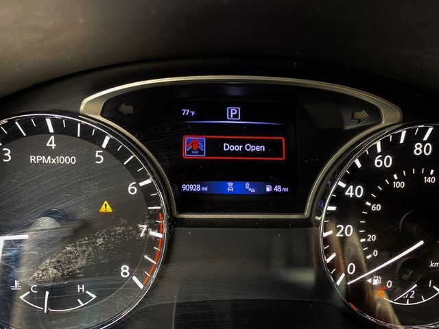 2017 Nissan Altima 3.5 SL Madison, NC 34