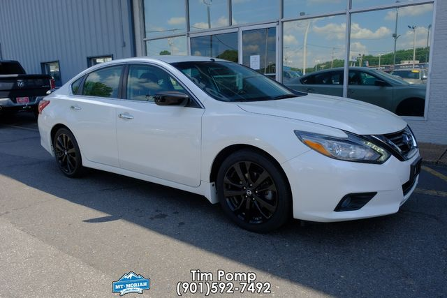 2017 Nissan Altima 2.5 SR in Memphis, Tennessee 38115