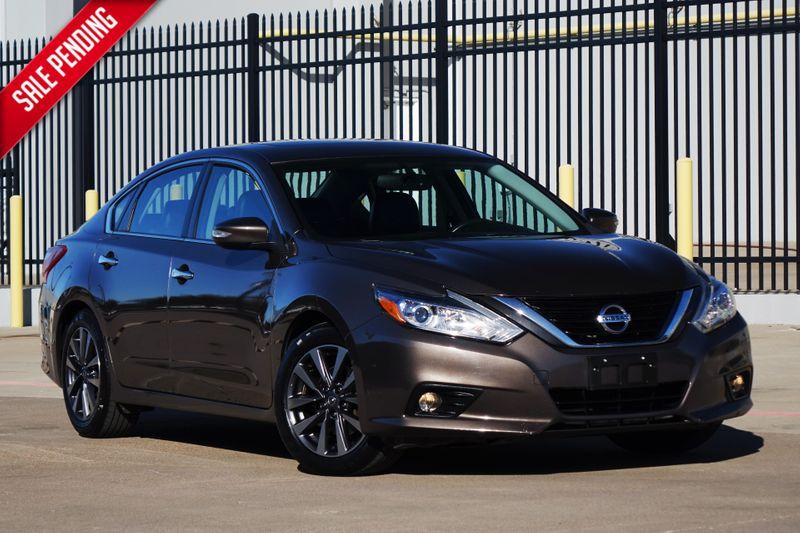 2017 Nissan Altima 2.5 SL* BU Cam* Sunroof* Leather*    Plano, TX   Carrick's Autos in Plano TX