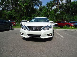2017 Nissan Altima 2.5 SV SEFFNER, Florida