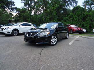 2017 Nissan Altima 2.5 SEFFNER, Florida