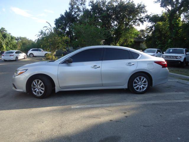 2017 Nissan Altima 2.5 S SEFFNER, Florida 4