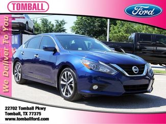 2017 Nissan Altima 2.5 SR in Tomball, TX 77375