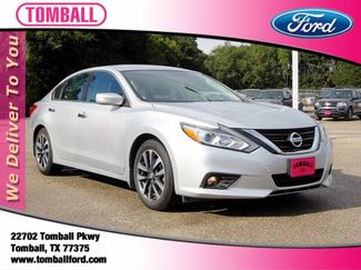 2017 Nissan Altima 2.5 SV in Tomball, TX 77375
