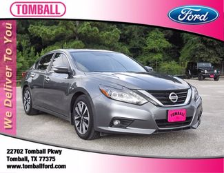 2017 Nissan Altima 2.5 SL in Tomball, TX 77375