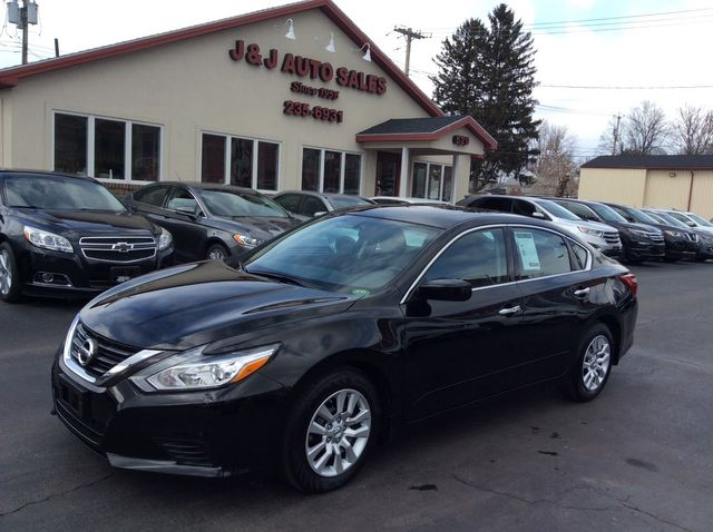 2017 Nissan Altima 2.5 S in Troy, NY 12182
