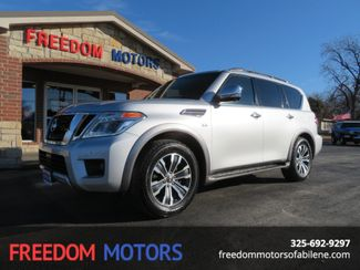 2017 Nissan Armada SL AWD | Abilene, Texas | Freedom Motors  in Abilene,Tx Texas
