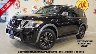 2017 Nissan Armada Platinum ROOF,NAV,360 CAM,REAR DVD,HTD/COOL LTH... in Carrollton TX, 75006