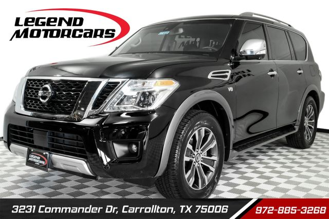2017 Nissan Armada SL in Carrollton, TX 75006