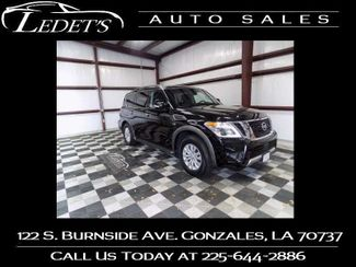 2017 Nissan Armada SV in Gonzales, Louisiana 70737