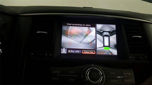 2017 Nissan Armada Platinum in McKinney, Texas 75070