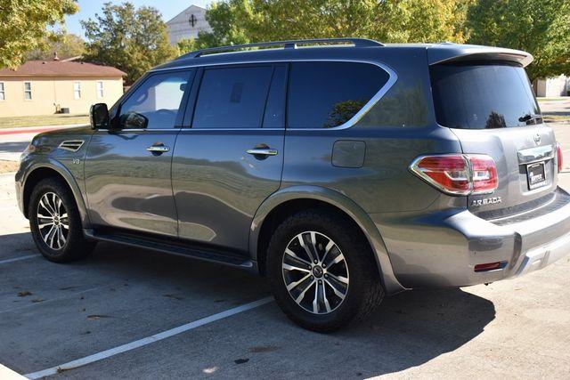2017 Nissan Armada SL in McKinney, Texas 75070
