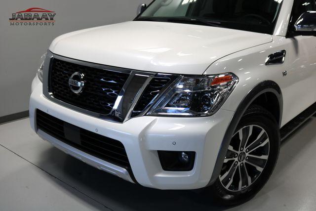 2017 Nissan Armada SL Merrillville, Indiana 35