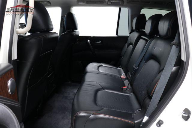2017 Nissan Armada SL Merrillville, Indiana 12