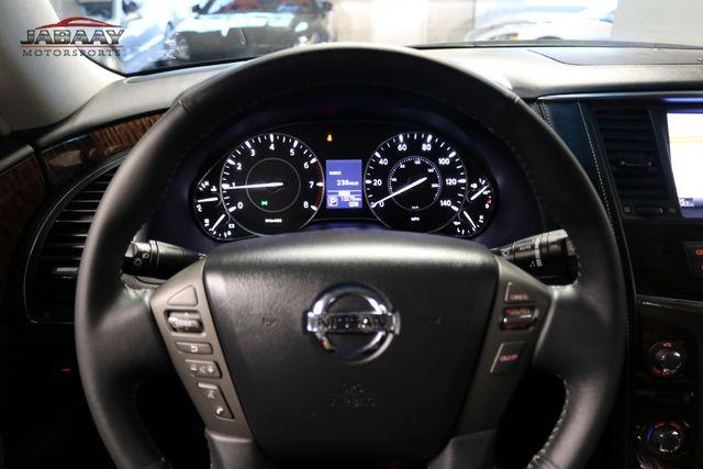 2017 Nissan Armada SL Merrillville, Indiana 19