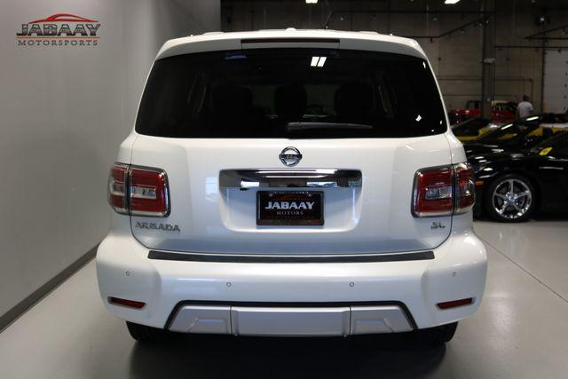 2017 Nissan Armada SL Merrillville, Indiana 3