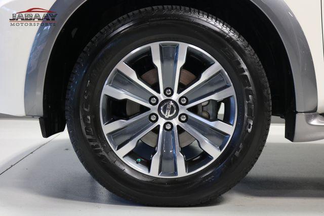 2017 Nissan Armada SL Merrillville, Indiana 49