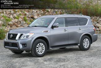 2017 Nissan Armada SV Naugatuck, Connecticut