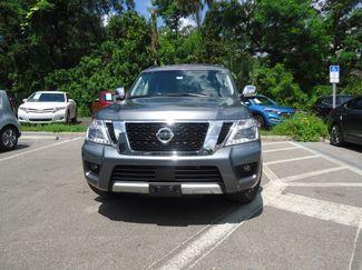 2017 Nissan Armada Platinum SEFFNER, Florida