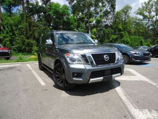 2017 Nissan Armada Platinum SEFFNER, Florida 11