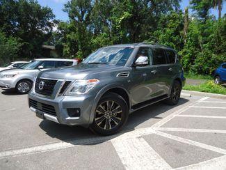 2017 Nissan Armada Platinum SEFFNER, Florida 7