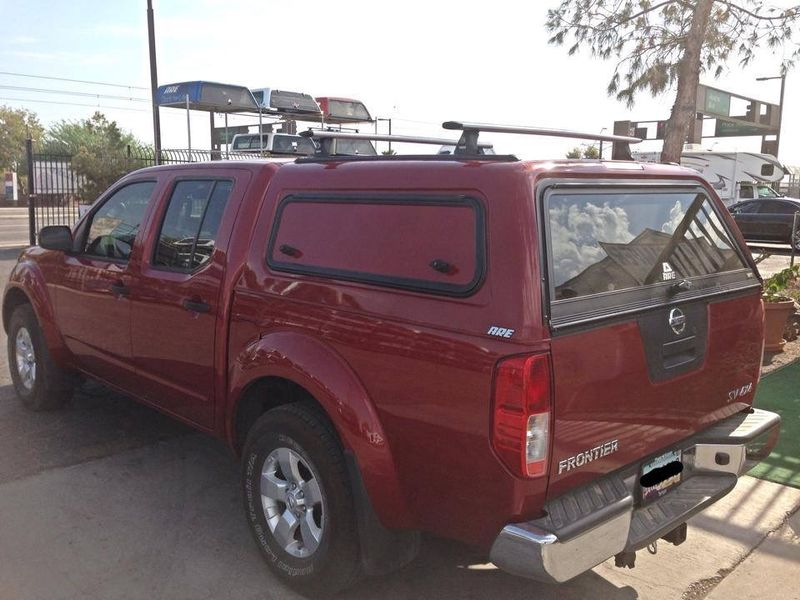 2017 Nissan Camper Shell  Truck toppers Truck Caps in Mesa, AZ