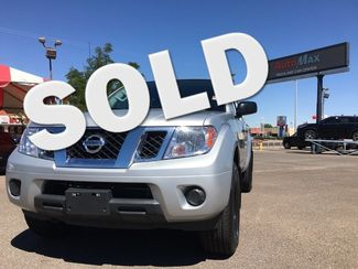 2017 Nissan Frontier SV V6 in Albuquerque New Mexico, 87109