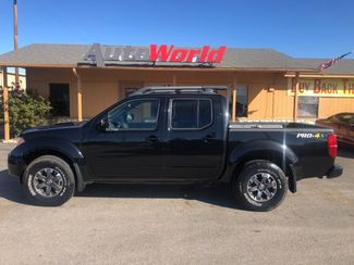 2017 Nissan Frontier PRO-4X in Marble Falls, TX 78611