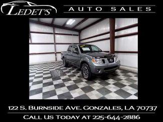 2017 Nissan Frontier Desert Runner - Ledet's Auto Sales Gonzales_state_zip in Gonzales