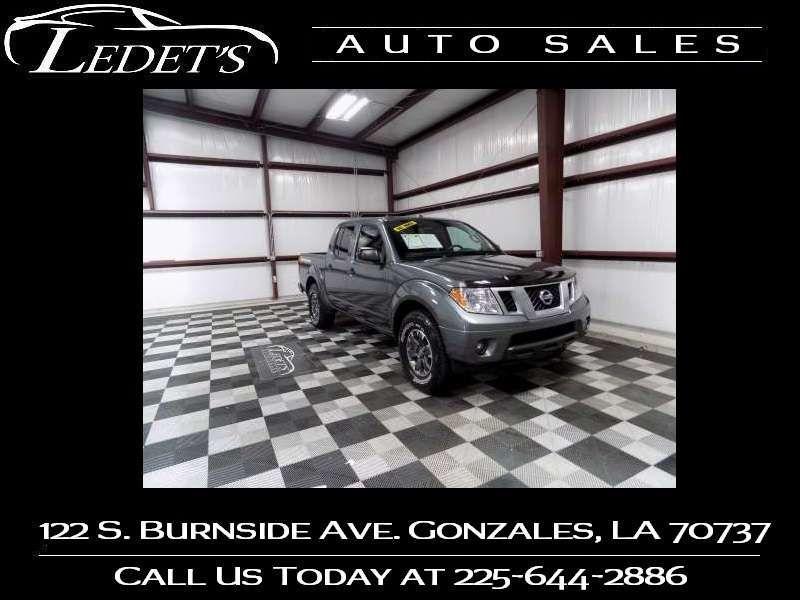 2017 Nissan Frontier Desert Runner - Ledet's Auto Sales Gonzales_state_zip in Gonzales Louisiana
