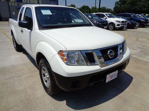 2017 Nissan Frontier S in Houston
