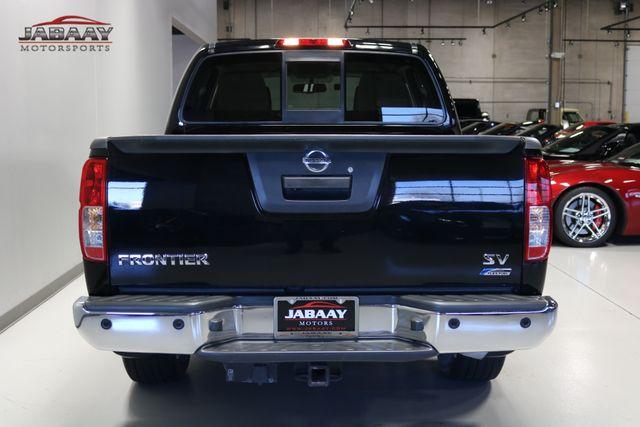 2017 Nissan Frontier SV V6 Merrillville, Indiana 3