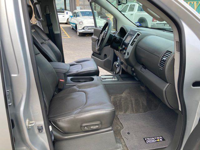 2017 Nissan Frontier PRO-4X PRO-4X in Boerne, Texas 78006